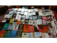 Over 65 books