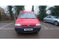 Peugeot Expert wheelchair accessible diesel car in very good condition for age and good economy