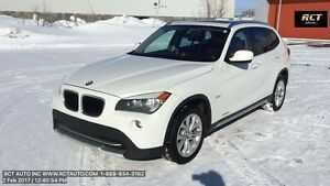 2012 BMW X1 28XI ,TWIN TURBO,PREMIUM