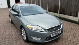 Ford Mondeo 2.2 TDCI 2009 Hatchback. Only 48.000 miles. MOT to 1st May 2019. FSH. Exc cond. £5.450