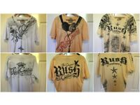 Rush Couture USA - T shirt's X-Large