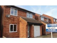 3 Bed Detached House with Garage TO LET in Thurmaston