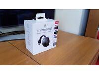Google Chromecast 2nd Gen New