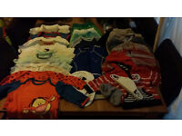 Baby clothes job lot approx 30 items