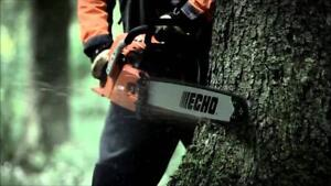 Chainsaws Starting at $259.95 and Up to 5 Years of Hassle-Free Warranty!