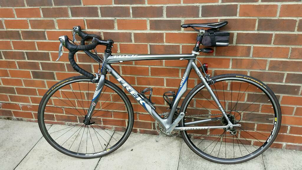 56cm trek madone 5 9 oclv 110 carbon fibre road bike in. Black Bedroom Furniture Sets. Home Design Ideas