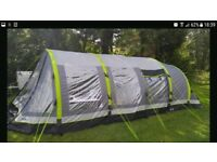 Airgo cirrus 6 inflatable tent and porch