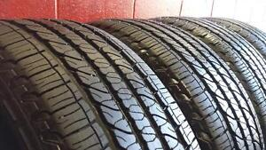 SET of 4 ~~~ 265/50R20 Goodyear Fortera H/L ~~~ JEEP Grand Cherokee Original ~~~ ALL-SEASON ~~~ 90-95%tread