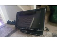 Hp touch smart pc all in one
