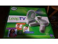 Leap TV game console
