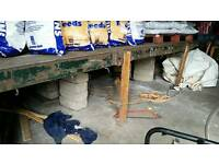 Lorry benches storage benches lorry bodies