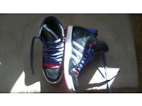 adidas trainers size 7, only worn a few times