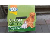 DOG LOO - Brand New and Boxed