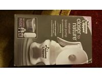 TOMMEE TIPPEE MANUAL BREAST PUMP CLOSER TO NATURE