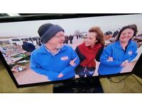 """51"""" SAMSUNG FLAT SCREEN TV,FREVIEW HDMI ,REMOTE"""