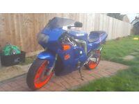 1996 suzuki gsxr 400 gk76a needs tlc runs and rides