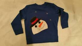Children's Christmas Jumper age 3