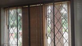 Wooden Venetian Blind for Windows