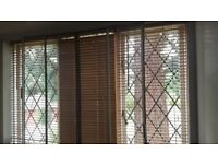 Wooden Venetian Blind for Windows