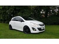 VAUXHALL CORSA 1.2 Limited Edition (casblanca white) 2012