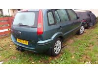 2003 ford fusion mot 1 full year
