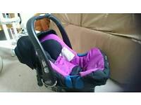 Britax car seat stage 1