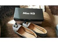 Miss KG ladies loafer type size 6 shoes