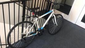 Man hydrate bike