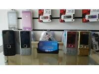 Orignal Nokia 6300 Uk Stock-Black,White,Red,Gold(Unlocked)Brand New With Warranty(