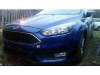 2015 ford focus osf complete suspension leg 1.5 tdci breaking