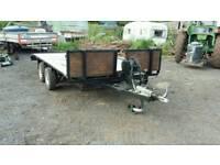 Car/tractor trailer