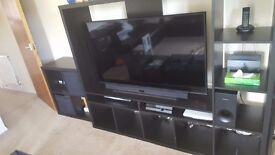 IKEA LAPPLAND TV UNIT & Small Storage Unit for Sale