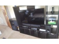 IKEA LAPPLAND TV UNIT & Small Storage Unit for Sale