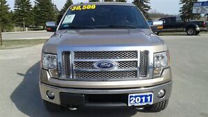 2011 Ford F-150 Lariat 4X4 | One Owner | Tow Pkg Kitchener / Waterloo Kitchener Area image 4