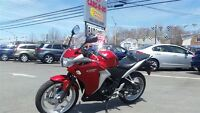 2011 Honda Civic CBR 250,ONLY 119 KMS ON THIS BIKE,JUST SERVICED