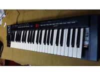 Evolution 49 key midi keyboard (no USB)