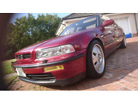 HONDA LEGEND 3.2 i V6 saloon auto very rare car not e38 e32 ls400