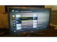SAMSUNG UE46C8000 SMART 3D FREEVIEW HD LED TV