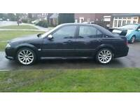 Mg ZS Face lift (Rover 45) 1.8 petrol with large spoiler, low miles