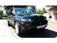 2005 BMW X5 3.0D SPORT AUTO- FSH AND 1 YEAR MOT (FULLY LOADED)