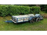 12' x 5'7 Heavy Duty Trailer