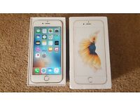 Apple iPhone 6s - Gold - Unlocked - Like New