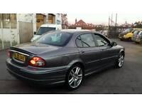 For sale Jaguar X type XS MODEL DIESEL BODY KIT FULL MOT