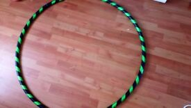 Abs circle Pro £25 and power hoop £25 or both for £45.00