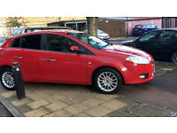 Fiat Bravo 1.4 2008 Low Millage - 29200 only 5 door FULLY SERVICED