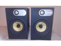 Pair of B&W Speakers 686