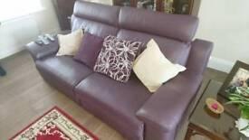 Softer a recliner