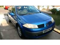 Renault Megane 1.5dci Spares or Repair