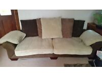 4 Seater and 2 Seater couches