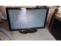 Tv for parts free on collection